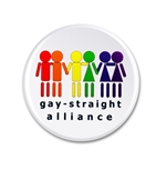 סיכת Gay Straight Alliance