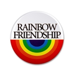 סיכת Rainbow Freindship