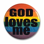 סיכת God Loves Me