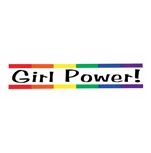 סטיקר Girls Power