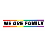 סטיקר We Are Family