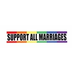 סטיקר Support All Marriages