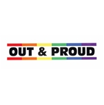 סטיקר Out And Proud